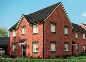 Thumbnail 3 bed semi-detached house for sale in Trench Lock, Hadley, Telford