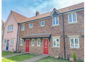 2 bed terraced house for sale in Sunrise Drive, Filey YO14