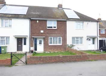 Thumbnail 2 bed terraced house for sale in Manor Road, Rushenden, Queenborough, Kent