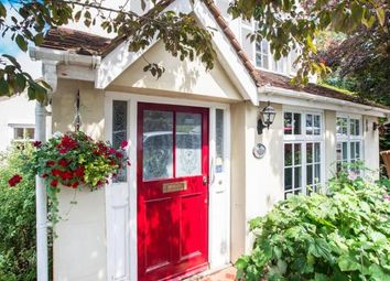 Thumbnail 3 bed detached house for sale in Langley Vale, Epsom, Surrey