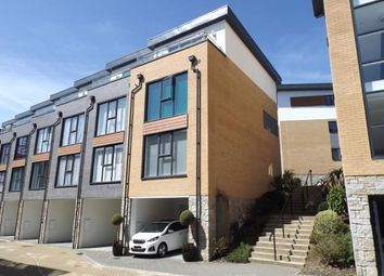 Thumbnail 3 bed end terrace house for sale in Duporth, St. Austell, Cornwall