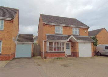 3 bed detached house for sale in Taverners Road, Leicester, Leicestershire LE4