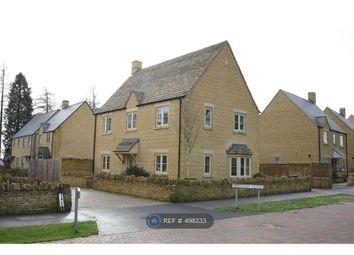 Thumbnail 4 bedroom detached house to rent in Hercules Close, Upper Rissington, Cheltenham