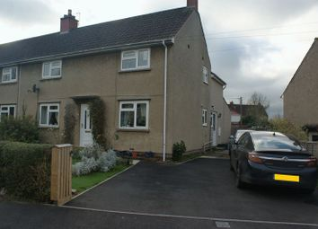 Thumbnail 4 bed semi-detached house for sale in Bushythorn Road, Chew Stoke, Bristol