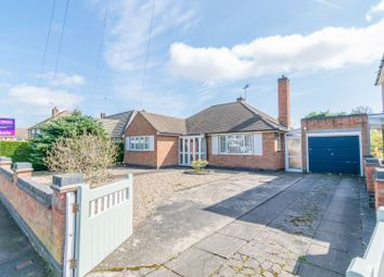 Thumbnail 3 bed detached bungalow for sale in Unity Road, Glenfield