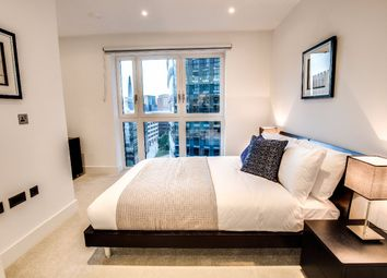 Thumbnail 1 bed flat to rent in Aldgate Place, Aldgate East, London
