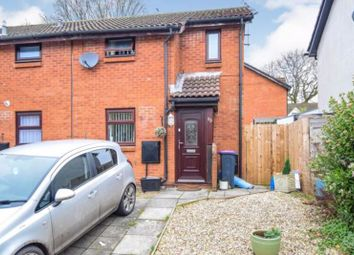 Thumbnail 1 bed semi-detached house for sale in Greenfield Close, Pontnewydd, Cwmbran