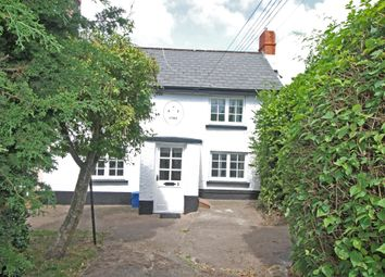 Thumbnail 2 bed cottage for sale in Exmouth Road, Lympstone, Exmouth