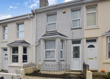 Thumbnail 2 bedroom terraced house for sale in Victory Street, Plymouth, Devon
