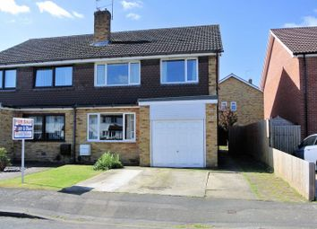 Thumbnail 4 bedroom semi-detached house for sale in Beaumont Road, Longlevens, Gloucester