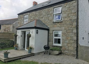 Thumbnail 3 bed cottage to rent in Praze, Camborne, Cornwall