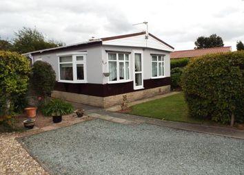 Thumbnail 1 bed mobile/park home for sale in Oak Tree Farm, Juggins Lane, Earlswood, West Midlands