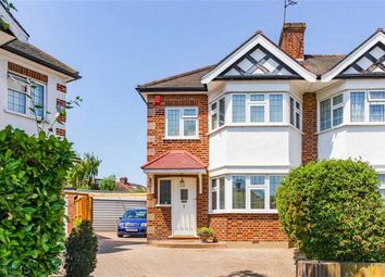 Thumbnail 3 bedroom semi-detached house for sale in Elmcroft Close, Wanstead, London