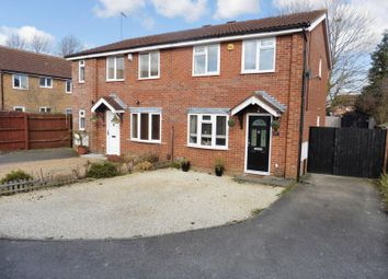 Thumbnail 3 bed semi-detached house for sale in Milton Way, Houghton Regis, Dunstable