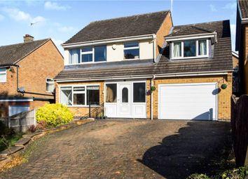 Thumbnail 4 bedroom detached house for sale in Summercourt Drive, Ravenshead, Nottingham