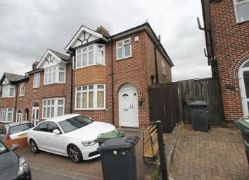 Thumbnail 1 bedroom flat to rent in Strathmore Avenue, Luton