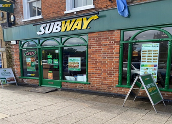 Thumbnail Restaurant/cafe for sale in Market Place, Swaffham
