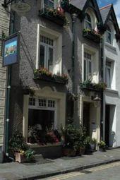 Thumbnail Hotel/guest house for sale in Market Street, Caernarfon, Gwynedd