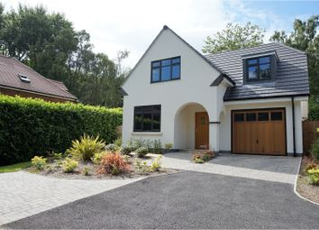 Thumbnail 4 bed detached house for sale in Abbotsbury Road, Broadstone