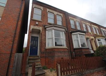 Thumbnail 4 bedroom terraced house to rent in Welford Road, Clarendon Park, Leicestershire