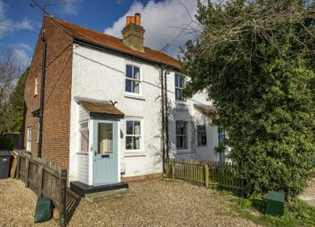 2 bed semi-detached house for sale in Southview Cottages, Beech Lane, Woodcote, Reading RG8
