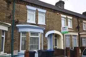 Thumbnail 3 bed terraced house to rent in Millais Road, Dover