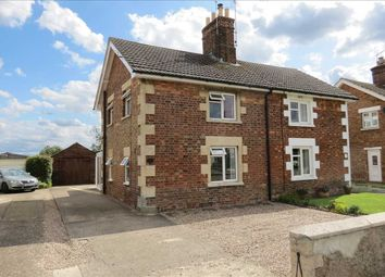 Thumbnail 3 bed semi-detached house for sale in West Street, Folkingham, Sleaford