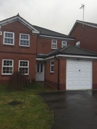 Thumbnail 4 bed detached house to rent in Thornhill Drive, South Normanton, Alfreton
