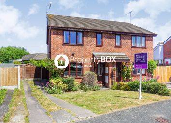 Thumbnail 3 bed semi-detached house for sale in Pentland Close, Vicars Cross, Chester