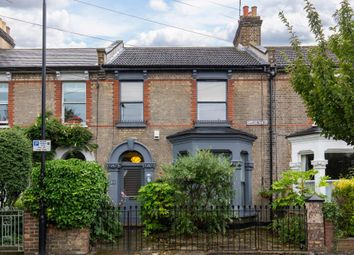 Thumbnail 3 bedroom terraced house for sale in Clarence Road, London