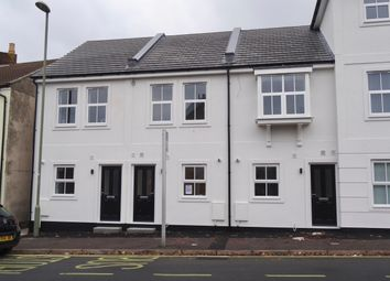 Thumbnail 2 bed terraced house to rent in Anns Hill Road, Gosport
