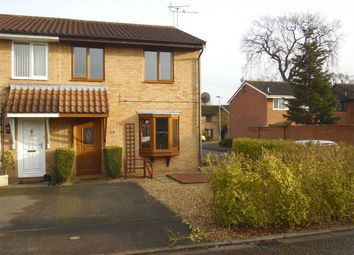 Thumbnail 3 bed end terrace house to rent in Nicholas Taylor Gardens, Bretton, Peterborough, Cambridgeshire