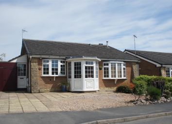 Thumbnail 3 bed detached bungalow for sale in Rectory Road, Markfield