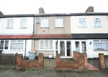 Thumbnail 2 bedroom terraced house for sale in Stokes Road, East Ham, London