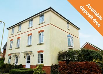 Thumbnail 4 bed town house to rent in Thyme Avenue, Whiteley, Fareham