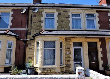 Thumbnail 3 bedroom terraced house for sale in Bendrick Road, Barry, Vale Of Glamorgan