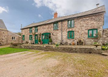 Thumbnail 4 bed semi-detached house for sale in Upper Maerdy Farm, Llangeview, Near Usk, Monmouthshire