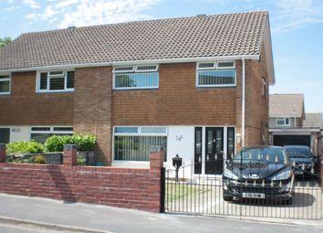 Thumbnail 3 bed semi-detached house for sale in Gander Close, Bishopsworth, Bristol