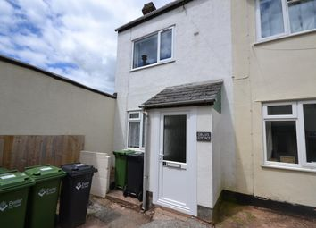 Thumbnail 2 bed end terrace house to rent in Cowick Street, Exeter