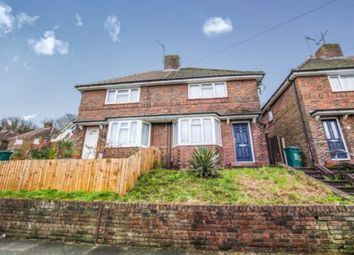 Thumbnail 2 bed terraced house to rent in Hodshrove Road, Brighton