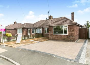 Thumbnail 2 bed semi-detached bungalow for sale in Ramsey Road, Dovercourt, Harwich