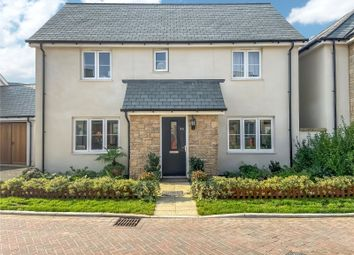 Thumbnail 4 bed detached house for sale in Pill View, Fremington, Barnstaple