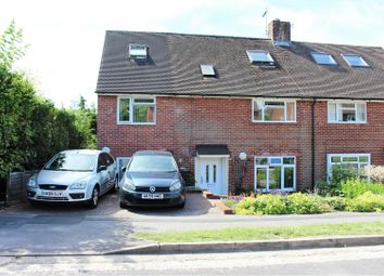 Thumbnail 6 bed semi-detached house for sale in Pemerton Road, Weeke, Winchester
