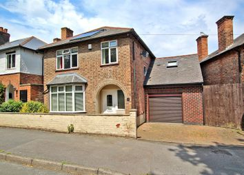 Thumbnail 3 bed detached house for sale in The Crescent, Woodthorpe, Nottingham