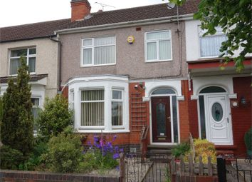 Thumbnail 3 bed terraced house for sale in Three Spires Avenue, Coundon, Coventry