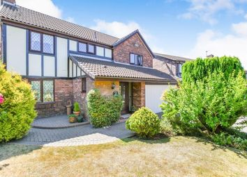 Thumbnail 4 bed detached house for sale in Eanleywood Lane, Norton, Runcorn, Cheshire