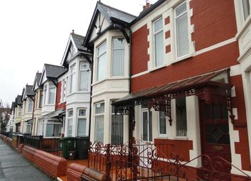 Thumbnail 3 bed terraced house to rent in Dinas Street, Grangetown, Cardiff