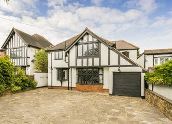 Thumbnail 4 Bed Detached House For Sale In Grange Crescent Chigwell