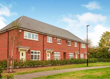 Thumbnail 2 bed end terrace house for sale in Farro Drive, York