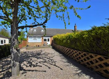 Thumbnail 3 bed bungalow for sale in Conisholme Road, North Somercotes, Lincs